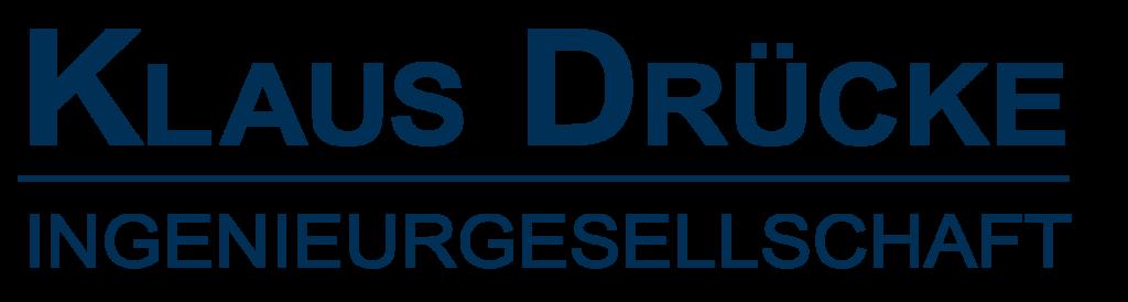 Logo Klaus Drücke Ingenieurgesellschaft