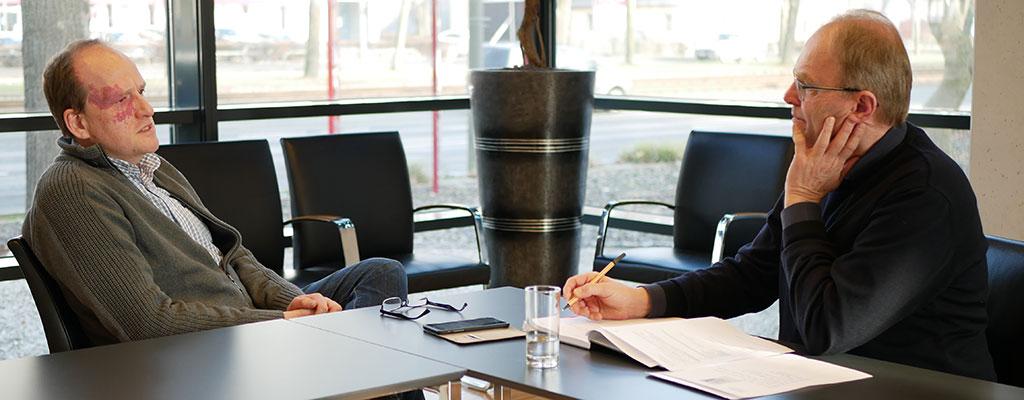 Dirk Simon im Interview Ingenieurgesellschaft Klaus Drücke Dortmund