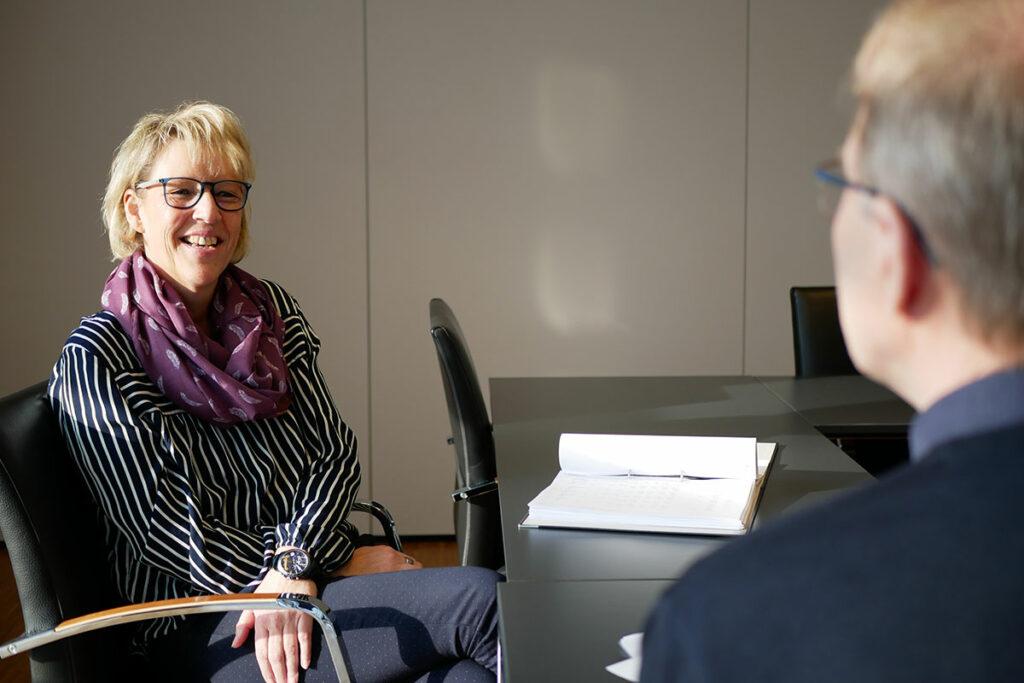 Ellen Heißen im Interview