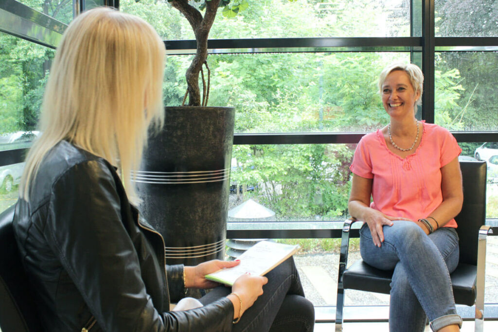 Susanne Nickolas im Interview Sebastian Geck Geschäftsführer Ingenieurgesellschaft Klaus Drücke Dortmund