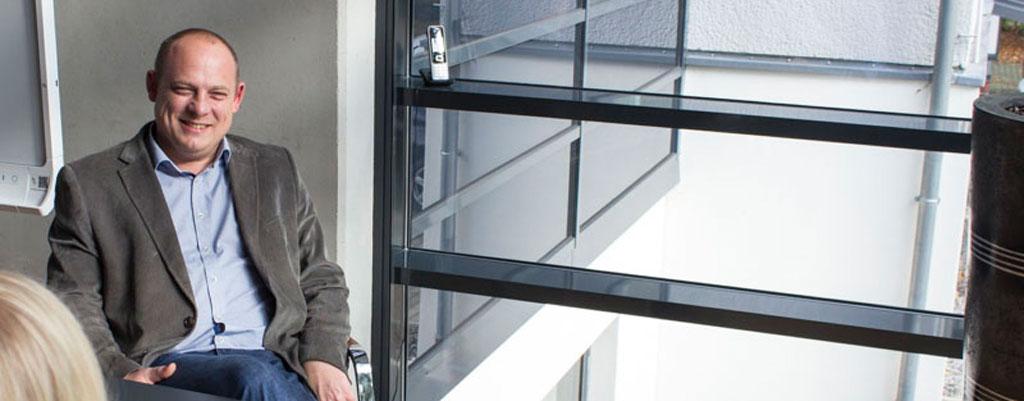 Sebastian Geck Geschäftsführer Ingenieurgesellschaft Klaus Drücke Dortmund