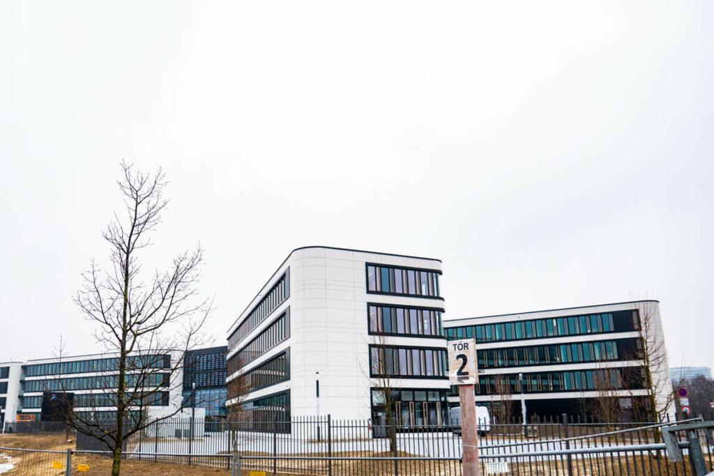 Neubau Amprion in Dortmund