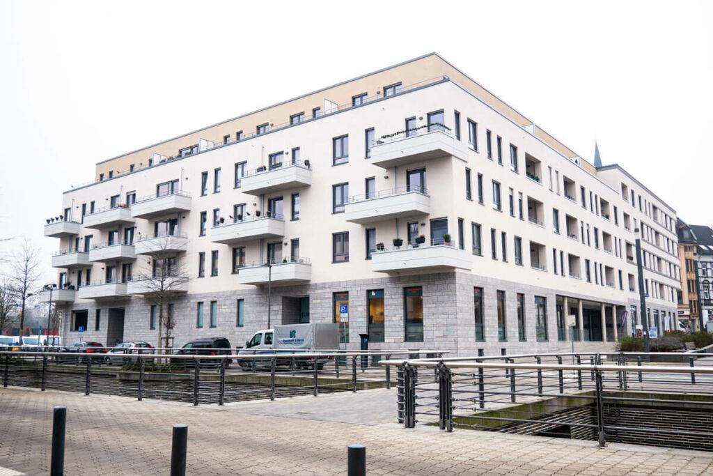 Clarissenhof Seniorenwohnheim Ingenieurgesellschaft Klaus Drücke