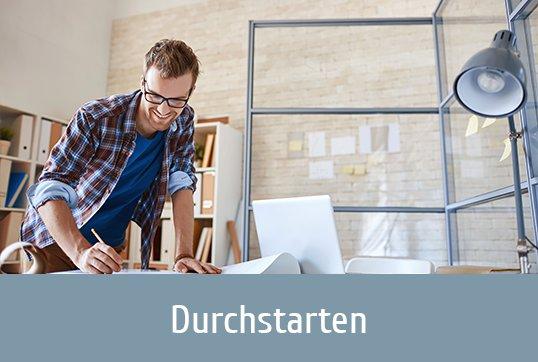 Durchstarten als Student oder Absolvent in Dortmund