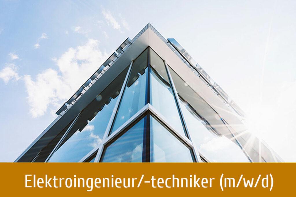 Job Elektroingenieur Dortmund