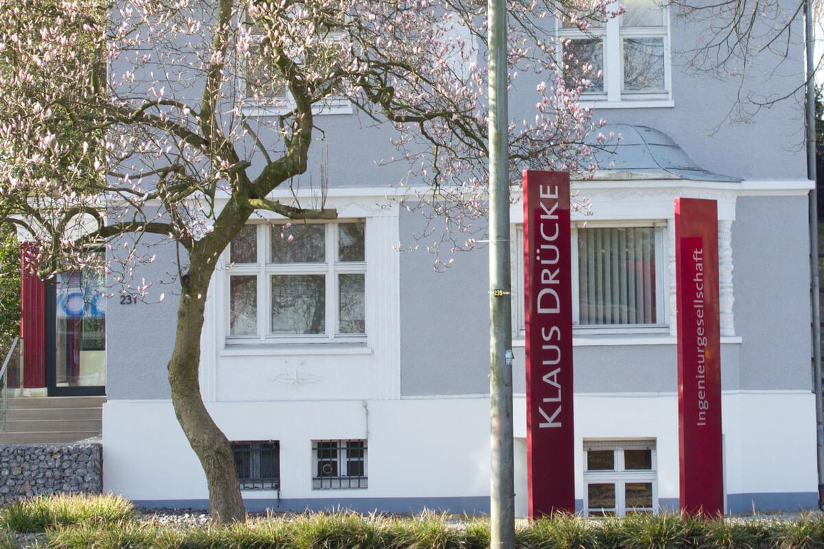 Gebäude Klaus Drücke Ingenieurgesellschaft
