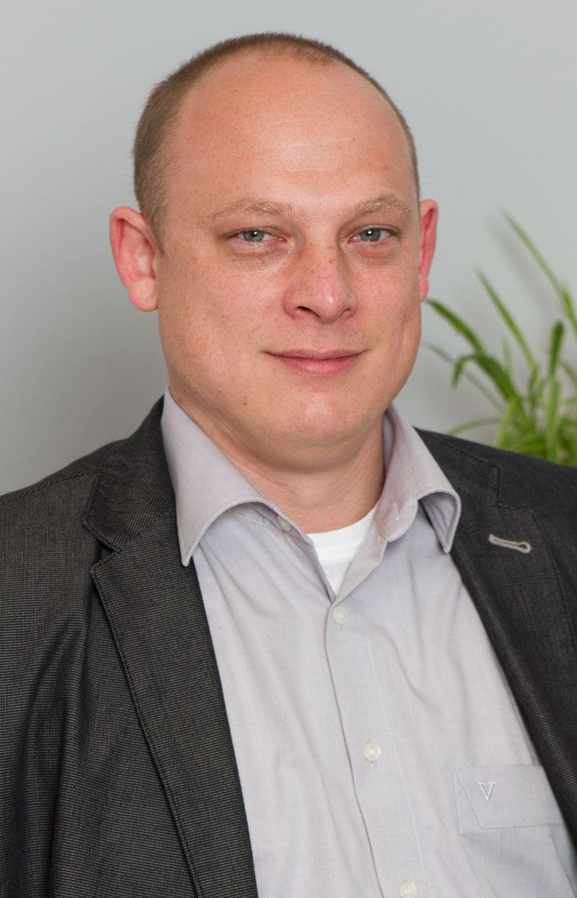 Sebastian Geck Geschäftsführung Ingenieurgesellschaft Klaus Drücke Dortmund
