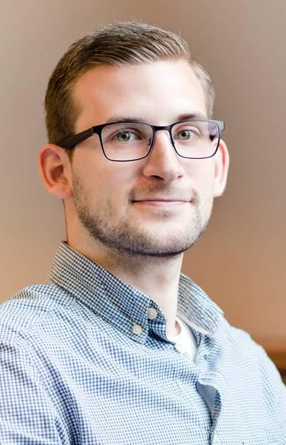 Tim Grend Projektleitung HLS Ingenieurgesellschaft Klaus Drücke Dortmund