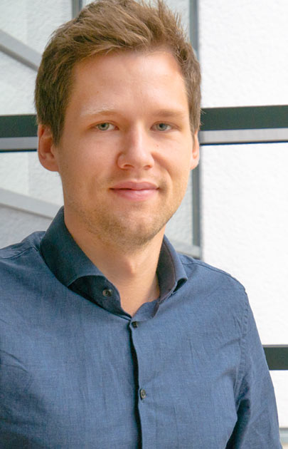 Julian Grothaus Projektleitung Elektro Ingenieurgesellschaft Klaus Drücke Dortmund