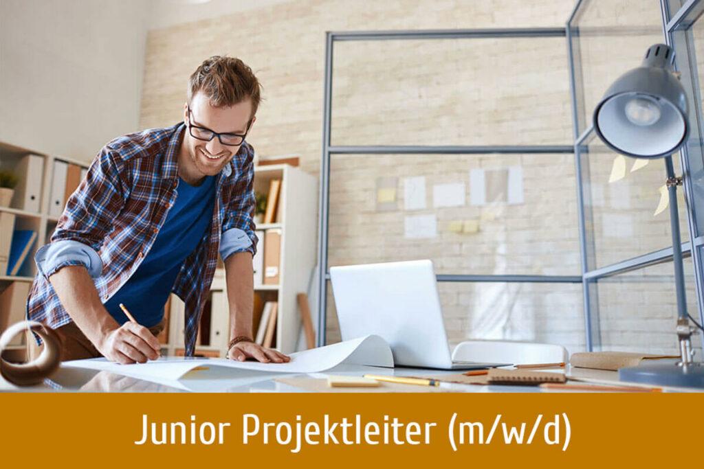 Junior Projektleiter Versorgunsgtechnik Dortmund