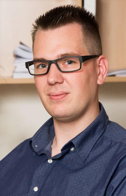 Stephan Sekulak Projektleitung HLS Ingenieurgesellschaft Klaus Drücke Dortmund