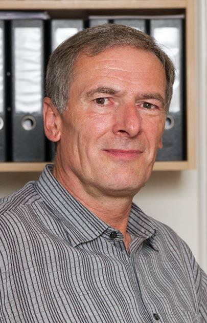 Uwe Stolz Projektleitung Elektro Ingenieurgesellschaft Klaus Drücke Dortmund