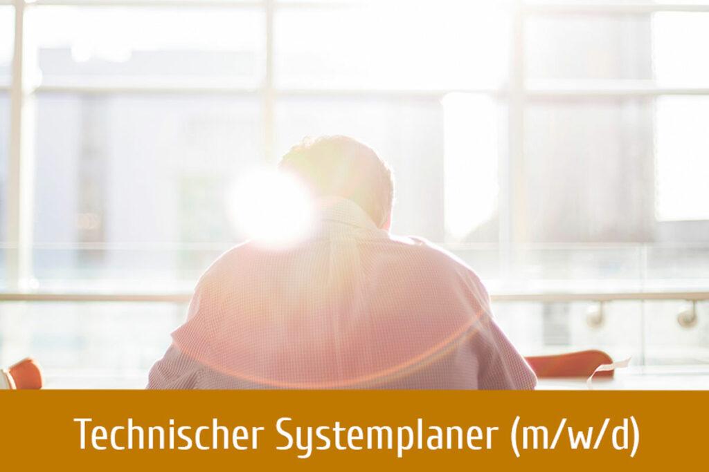 Technischer Systemplaner Job Dortmund