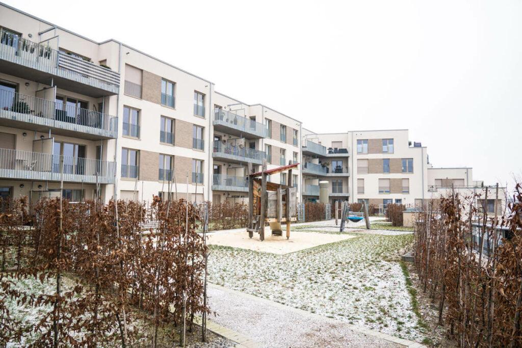 Tor 7 Wohnbebauung in Dortmund